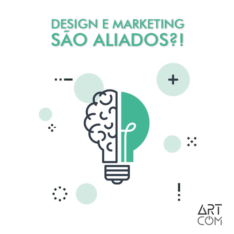 Design e marketing são aliados?!