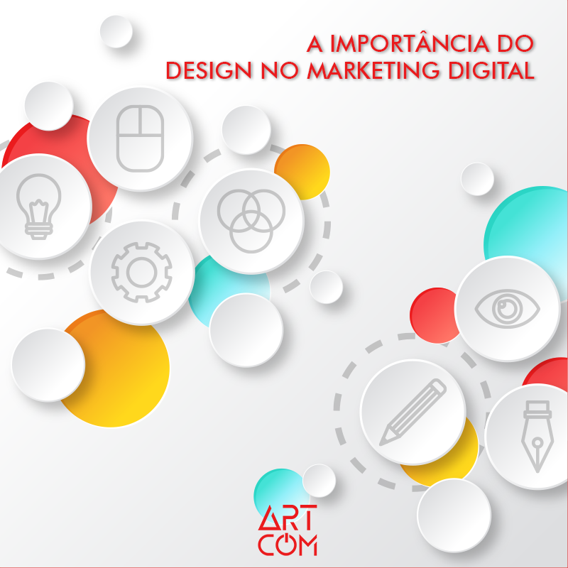 A importância do Design no Marketing Digital